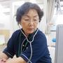 看護師 兼 機能訓練指導員 石山 育子(いしやま いくこ)