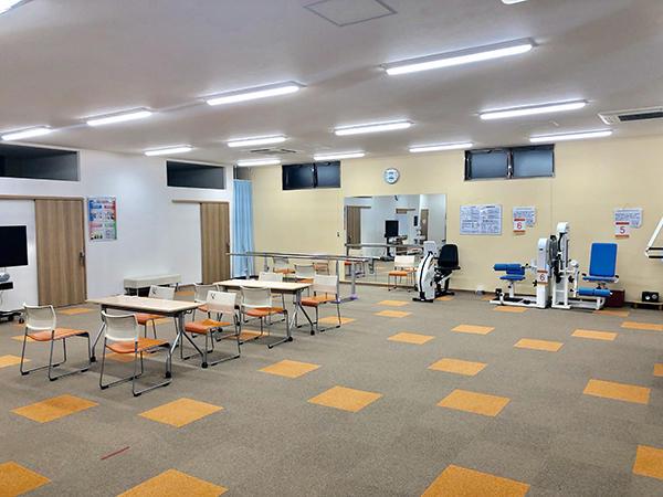 レッツ倶楽部 高崎 内観写真
