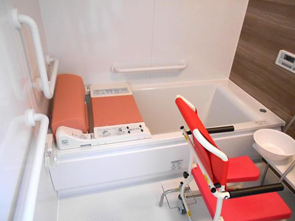 レッツ倶楽部 高崎 浴室